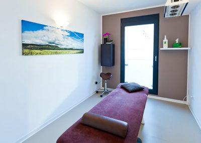Behandlungsraum, Pro Vita Physiotherapie-Zentrum Bietigheim-Bissingen