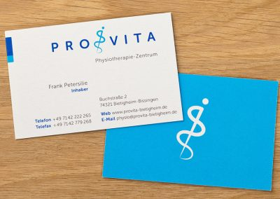 Pro Vita Physiotherapie-Zentrum Bietigheim-Bissingen