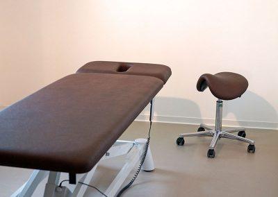 Behandlungsraum Ludwigsburg, Pro Vita Physiotherapie-Zentrum Bietigheim-Bissingen